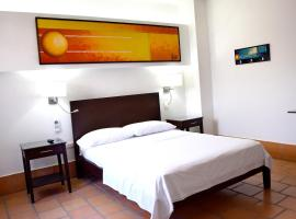 Chrisban Hotel Boutique, Buga