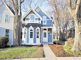 Historic Downtown Victorian House by Wasatch Vacation Homes, Salt Lake City
