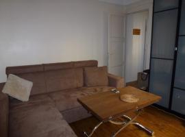 Studio Paris 13