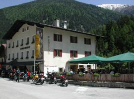 Hotel Gomagoierhof, Stelvio