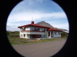 Hraunholl 4 Apartment, Hofn