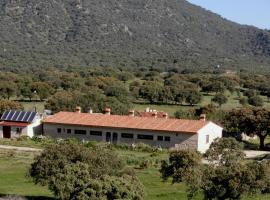 Casa Rural Las Gamitas, Almoharín