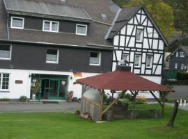 Naturfreundehaus Mollseifen, Winterberg