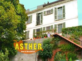 Asther B&B, Conzano