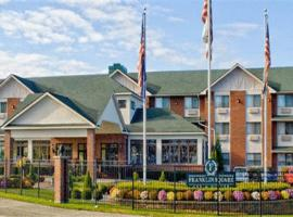 Best Western PLUS Franklin Square Inn, Troy