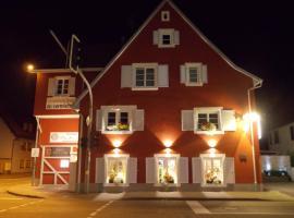 Ferienwohnung 'Alte Schmiede', Teningen
