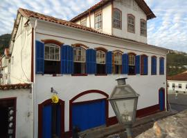 Rock in Hostel, Ouro Preto