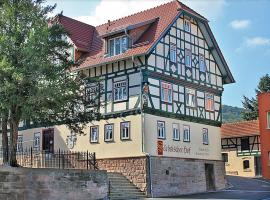 Rhönhotel Sächsischer Hof, Dermbach
