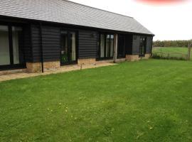 Apartment Oldfield Farm Barn, Waterbeach