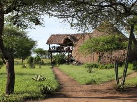 Mapito Tented Camp, Robanda