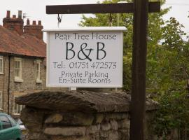 Pear Tree House B&B, Pickering