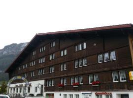Hotel Krone, Brülisau