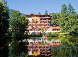 Huber Hotel Tramserhof, Landeck
