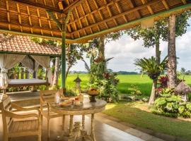 Umasari Rice Terrace Villa, Tabanan