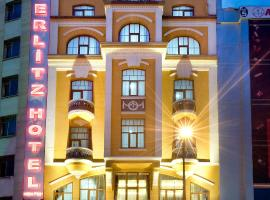 Berlitz Hotel, Ankara