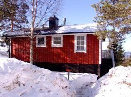 Holiday Home Långberget, Sysslebäck