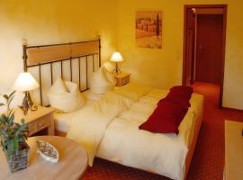 Hotel Landhaus Haffkrug, 샬베우츠