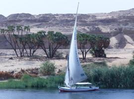 Nile Adventure Sailing Boat, Aswan
