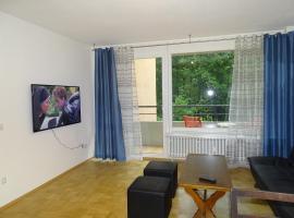 Apartment London, Lahr