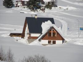 Berger Pec Privat, Pec pod Sněžkou