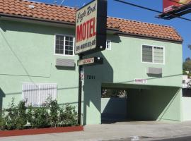 Eagle Rock Motel, Los Angeles