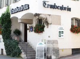 Hotel Gasthof Traubenbräu, Krumbach