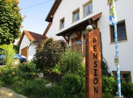 Pension Edith, Ichenhausen