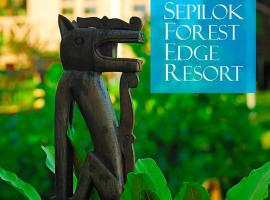 Sepilok Forest Edge Resort, Sepilok