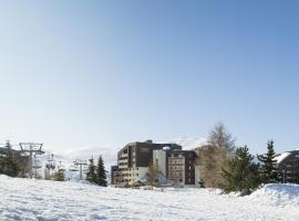 Pierre & Vacances Les Bergers, L'Alpe-d'Huez