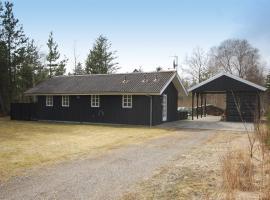 Holiday home Hjortevænget H- 1788, Brovst