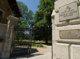 Domaine des Séquoias - Chateaux et Hotels Collection, Ruy