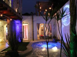 Casa Ibnas, Cuernavaca