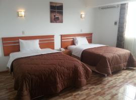 Libertad Hotel, Trujillo