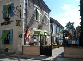 Hostellerie Saint Pierre, Cravant