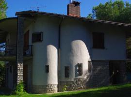 Villa Elenetta, Paciano