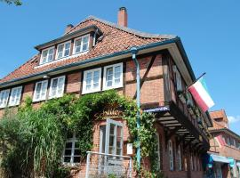 Schillers Gästehaus, Hitzacker