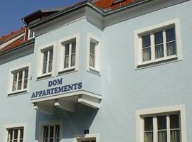 Domappartements, Wiener Neustadt