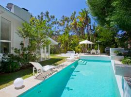 Mulholland Pool Retreat, לוס אנג'לס