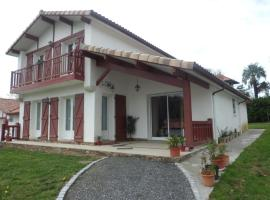 Holiday home Basque, Cambo-les-Bains