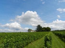 Vandenbeld Wines B&B, Minzac