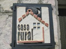 Casa Rural Lubia II, Lubia