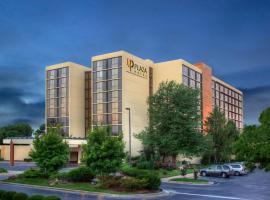 University Plaza Hotel, Springfield
