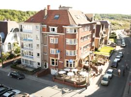 Hotel Du Soleil, Knokke-Heist
