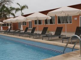 Mulemba Resort Hotel, Luanda