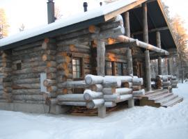 Revontuli Cottage, Kolari