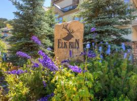 Elk Run 23 by Colorado Rocky Mountain Resorts, Copper Mountain