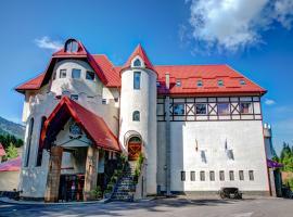 House of Dracula Hotel