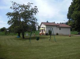 Holiday home le Gauliat, Saint-Pardoux-l'Ortigier