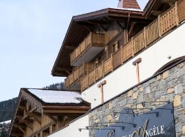 CGH Résidences & Spas Les Chalets d'Angèle, Châtel