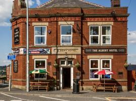 Albert Hotel Disley, Disley
